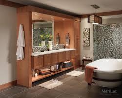 Merillat Kitchen Cabinets Merillat Classicr Tolani In Maple Toffee Merillat