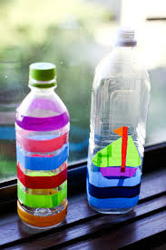 Decorated Plastic Bottles Decorate Plastic Bottles Best Interior 60 2