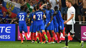 France beat Germany 2-0 to book place against Portugal in Euro 2016 final