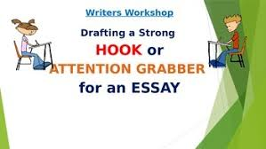 attention grabbers teaching resources teachers pay teachers  writers workshop drafting a hook lead or attention grabber for an essay