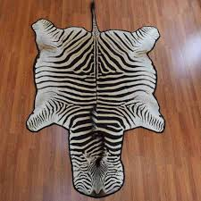 Safariworks Taxidermy Sales Zebra Rugs