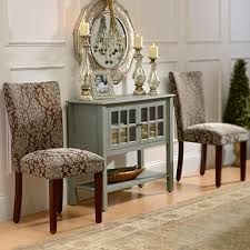 dining room chairs with arms for sale. brown damask parsons chair dining room chairs with arms for sale s
