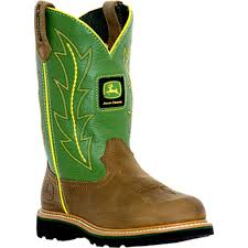 John Deere Kitchen Curtains John Deere Womens Pull On Boots Western Shoes Shop The Exchange