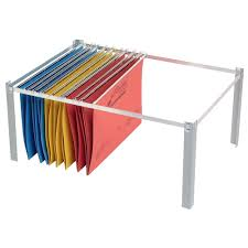 Hanging Files For Filing Cabinets Crystalfile Suspension Filing Frame Officeworks
