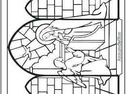 Coloring Pages Online Printable For Adults Animals Kids Fall Mosaic