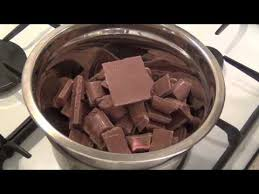 how to make fruit nut chocolate drops
