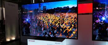 sharp 90 inch 4k tv. sharp\u0027s 90 inch tv arrives in australia for $21k sharp 4k tv gadget guy