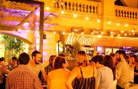 Bares Buenos Aires Design La Terraza Del Bs As Design En Recoleta Explota Como Nunca