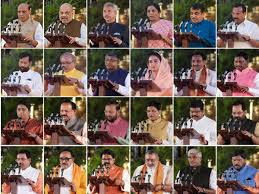 Cabinet Ministers Of India 2019 Full List Of Union