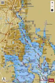 Tide Chart Warwick Ri Providence R And Head Of Narragansett Bay Ri Marine Chart