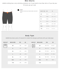 Assos Shorts Sizing Chart Assos Cycling Clothes Size Guide Bicicletta