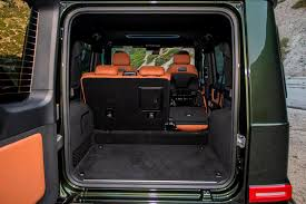 There's plenty of space for passengers, but seating. 2020 Mercedes Benz G Class Review Trims Specs Price New Interior Features Exterior Design And Specifications Carbuzz