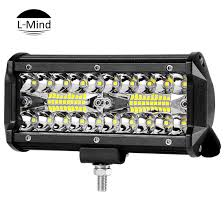 Truck Mounted Led Work Lights Wholesale Led Truck Light Bar Buy Reliable Led Truck Light