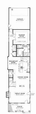 narrow row house floor plans inspirational house coastal house plans narrow lots