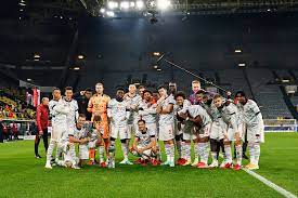 FC Bayern Munich - الصفحة الرئيسية