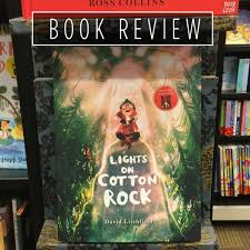 Lights Rock Cover Boor Review Lights On Cotton Rock David Ballard Picture