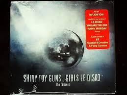 shiny toy guns s le disko the