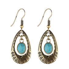 navajo earrings hippie ethnic earrings aritos tribal earrings gypsy chandelier earrings indian native american jewelry in drop earrings from jewelry