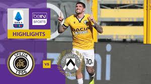 Spezia v Udinese   Serie A 20/21 Match Highlights - YouTube