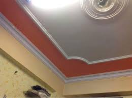 pop design latest for false ceiling living room hall