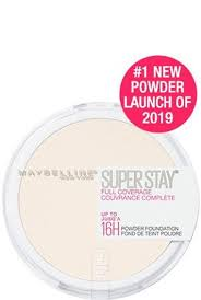 Mac Pressed Powder Color Chart Superstay Powder Foundation Face Makeup Maybelline