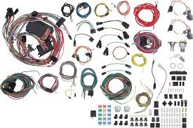 1964 impala parts electrical and wiring wiring and connectors 1961 64 impala full size classic update wire harness set