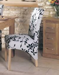 image baumhaus mobel. Baumhaus Mobel Oak Upholstered Dining Chair (Pair) Image