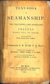 Navy Seamanship Text Book Of Seamanship