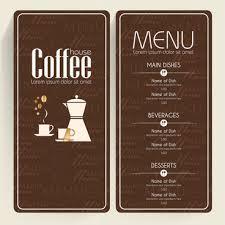 Coffee Menu Design Free Vector Download 2 960 Free Vector