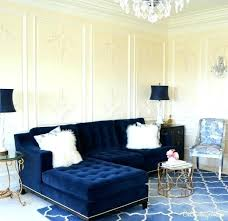 dark blue couch. Awesome Home Design: Cool Dark Blue Couches Navy Couch Black And White Tripes Carpet Tiles M
