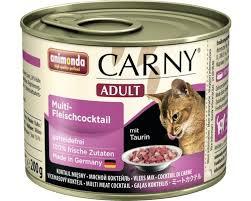 <b>Animonda Carny Adult</b> Multi-Meat-<b>Cocktail</b> 200 g Wet cat food