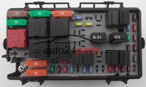 fuse relay box electrical comfort control module body opel fuse relay box electrical comfort control module body opel chevrolet holden vauxhall corsa d
