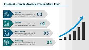 Strategy Presentation Growth Strategy Presentation Slideegg
