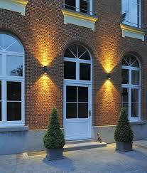 ip55 led exterior cylinder wall light