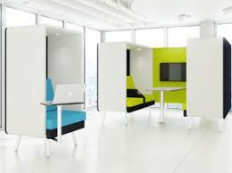 office privacy pods. retreat seating booth office privacy pods n
