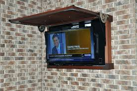 outdoor tv cabinet fascinating outside enclosure outdoor wall cabinet weatherproof regarding outdoor cabinet enclosure building waterproof