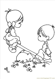 Small Picture Precious Moments Coloring Pages To Print Coloring Home