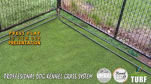 artificial grass for pets. Pet Artificial Grass For Your Dog Kennel (K9 Turf) Pets