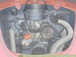 how to adjust the automatic choke on an aircooled volkswagen vw image titled adjust the automatic choke on an aircooled volkswagen vw beetle step 1