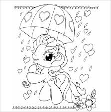 Free printable christmas coloring pages. 17 My Little Pony Coloring Pages Pdf Jpeg Png Free Premium Templates