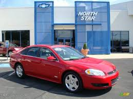 2009 Victory Red Chevrolet Impala SS #13080661 | GTCarLot.com ...
