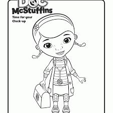 Doc Mcstuffins Coloring Pages Az Coloring Pages Disney Junior