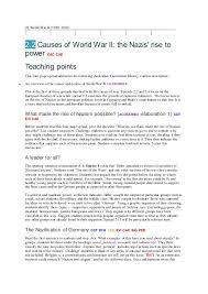 causes of ww 02 world war ii 1939 1945 2 2 causes of world war ii