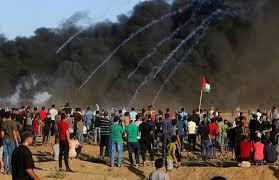 Risultati immagini per confine striscia di gaza israele
