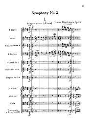 symphony no op beethoven ludwig van petrucci parts 31