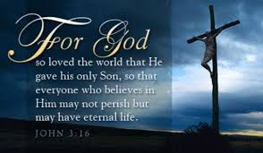 Image result for images of John 3:16
