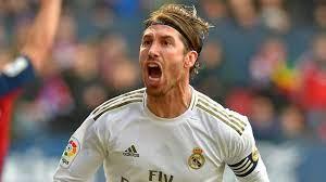 هل يتحالف مع العدو الأول لمدريد؟ عرض مغرٍ يصل إلى راموس من إنجلترا!