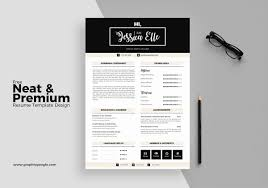 Resume With Picture Template Free Wesleykimlerstudio