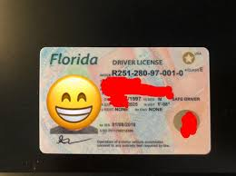 Fake Id Maker Florida Card