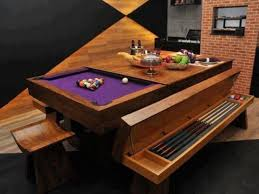 Combination Pool Table Dining Room Table Cool Dining Room Table Unique Dining Room Tables Unique Puzzle